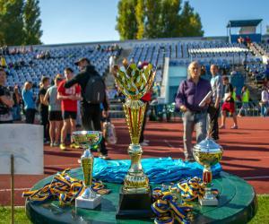 Змагання з Легкоатлетичної естафети