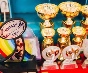 Фото з фінального туру фінального турніру Харківської шкільної регбійної ліги сезону 2018/2019