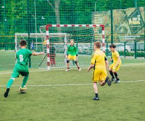 Фінальні ігри Харківської шкільної футбольної ліги сезону 2018/2019