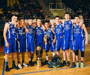 Фінальні ігри Харківської шкільної баскетбольної ліги сезону 2018/2019