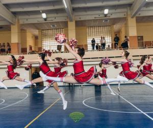 Харківська шкільна ліга з черлідингу і груп підтримки I Cезон 2018/2019 (official video)