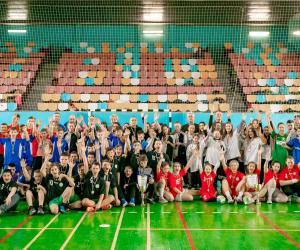 Фінальні матчі Харківської шкільної гандбольної ліги  сезону 2019/2020